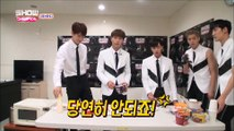 [ENG SUB] KNK's Special Recipe Challenge (Show Champion Behind E17)