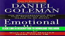 [PDF] Emotional Intelligence: Why It Can Matter More Than IQ [Full Ebook]