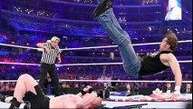 7 Razones por las que Dean Ambrose No es un Main Eventer - Loquendo