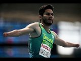 Athletics | Men's 100m - T47 Final | Rio 2016 Paralympic Games