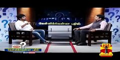 Siva Karthikeyan Remo Interview With Pandey - Clarifies All issue's About REMO ( Thanthi TV )