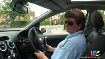 LDC Driving Lesson 1 - Main hand controls - key learning points