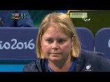 Table Tennis | Women's Singles - Class 4 Quarterfinal 2 | Rio 2016 Paralympic Games