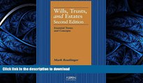 EBOOK ONLINE Wills, Trusts, and Estates: Essential Terms and Concepts, Second Edition (Essentials
