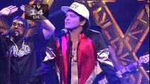 "Bruno Mars performing ""Chunky"" on Saturday Night Live!"