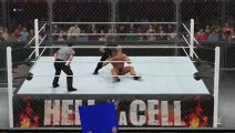 Watch WWE Hell in a cell October 30 2016 _ WWE Hell in a Cell 10/30/16 Part 1 WWE 2K16