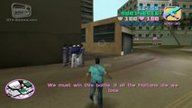 GTA Vice City - Walkthrough - Mission #35 - Dirty Lickin's (HD)