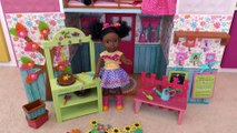 American Girl _Wellie Wishers_ Doll Playhouse Real Doll Furniture and Clothes