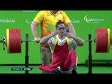 Powerlifting | HU Peng | China | Silver | Men's -65 kg | Rio Paralympic Games 2016