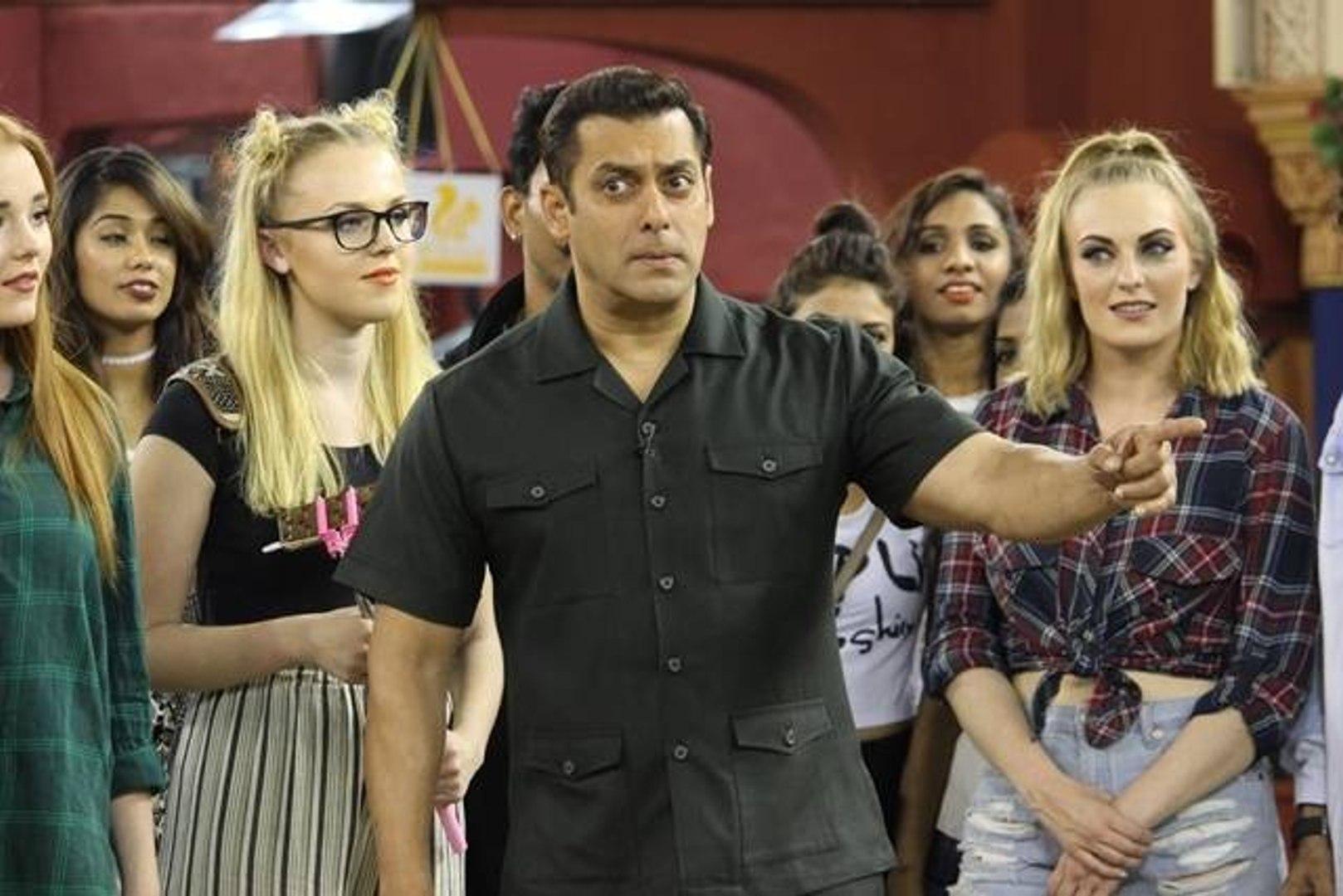 Salman Khan Tour to Bigg Boss 10 House