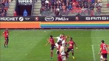Nicolas Pallois Goal - Rennes1-1Bordeaux 16.10.2016 HD