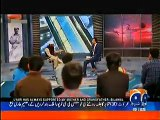 Mohammad Yousaf praising Imran Khan for his leadership qualities as a captain.