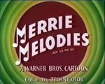Merrie Melodies - Cat-Tails for Two (with original titles)