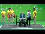 Powerlifting | CORONEL Jose David | Men's -65kg | Rio 2016 Paralympic Games