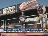 Johnsonville Big Taste Grill stops by ABC15 before the Arizona Cardinals Monday Nigh Football game
