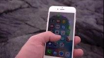 Il teste la résistance de son iPhone 6S à la lave