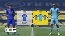 Fifa 17 English Football League 1 Ratings & Kits
