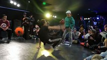 Bboy vs Bgirl ★ Breakdance Battle ★ Best Bboys And Bgirls ★ HD