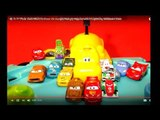 The New Kids Pixar Cars Toys with Lightning McQueen Cars and Mater with Cars 2 Race Cars