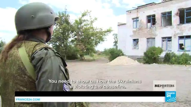 Ukraine: how is Donetsk People's Republic distorting facts to ensure its propaganda?