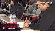 Reportage à l'Ecole des Agents de Joueurs Football