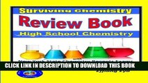 Collection Book Surviving Chemistry Review Book: High School