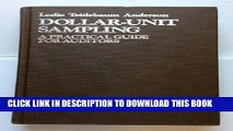 [PDF] Dollar-unit sampling: A practical guide for auditors Popular Online