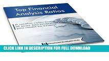 [PDF] Top Financial Analysis Ratios: A useful reference guide of over 60 financial ratios you need