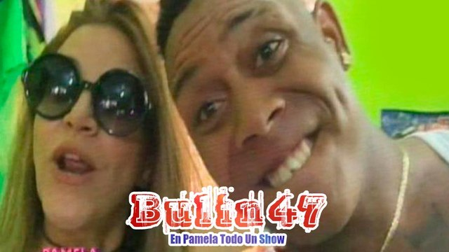 Bulín 47 improvisando con Pamela Sued en Pamela Todo Un Show