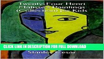 [DOWNLOAD PDF] Twenty-Four Henri Matisse s Paintings (Collection) for Kids READ BOOK FREE