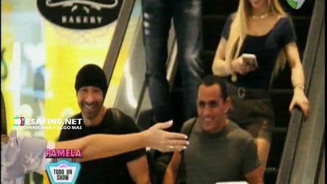 Broma de La Materialista y Pamela Sued en Pamela Todo Un Show