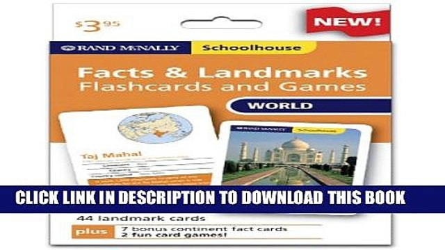 [PDF] Rand Mcnally Schoolhouse World Facts   Landmarks Flashcards And Games Full Online