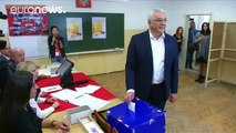 Montenegro poll sees ruling party set to win most seats but coalition likely