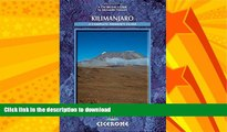 EBOOK ONLINE  Kilimanjaro: A Trekker s Guide (Cicerone Mountain Walking S)  BOOK ONLINE