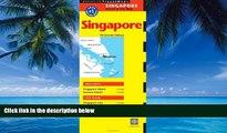 Books to Read  Singapore Travel Map Thirteenth Edition (Periplus Travel Maps: Singapore Island