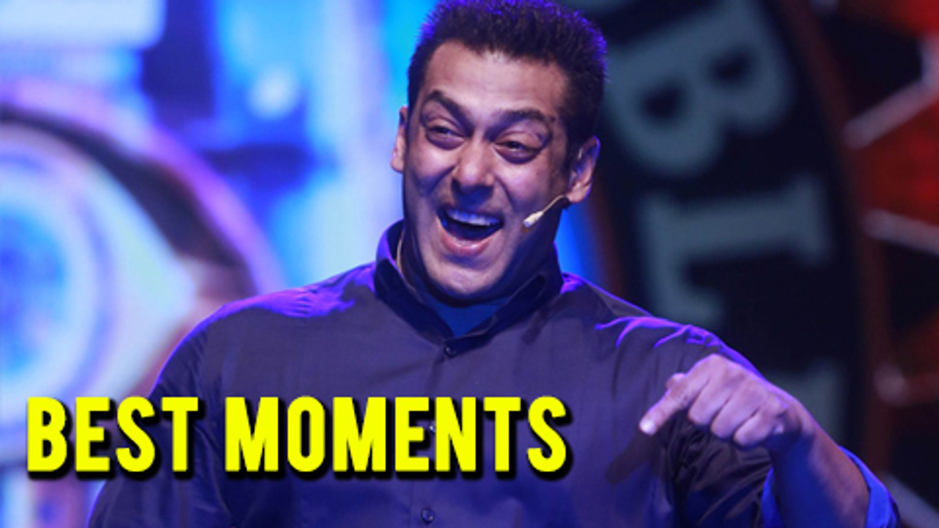 Salman Khan Bigg Boss 10 BEST MOMENTS
