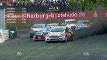 Doubler toutes les voitures de Rallye en un virage !