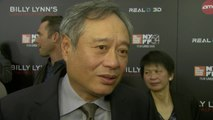Ang Lee Huge Project Hits New York Film Festival