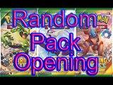 Random Pokemon Trading Card Pack Opening!