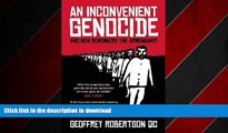 FAVORIT BOOK An Inconvenient Genocide: Who Now Remembers the Armenians? READ NOW PDF ONLINE
