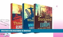 EBOOK ONLINE  Travel: The Budget Travel Bundle: Home Is Wherever I Am Waking Up Tomorrow Series