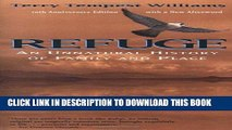 [EBOOK] DOWNLOAD Refuge: An Unnatural History of Family and Place GET NOW