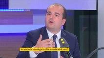 """David Rachline demande que les Français jugent """"les propositions"""" du FN, """"pas la caricature"""""""