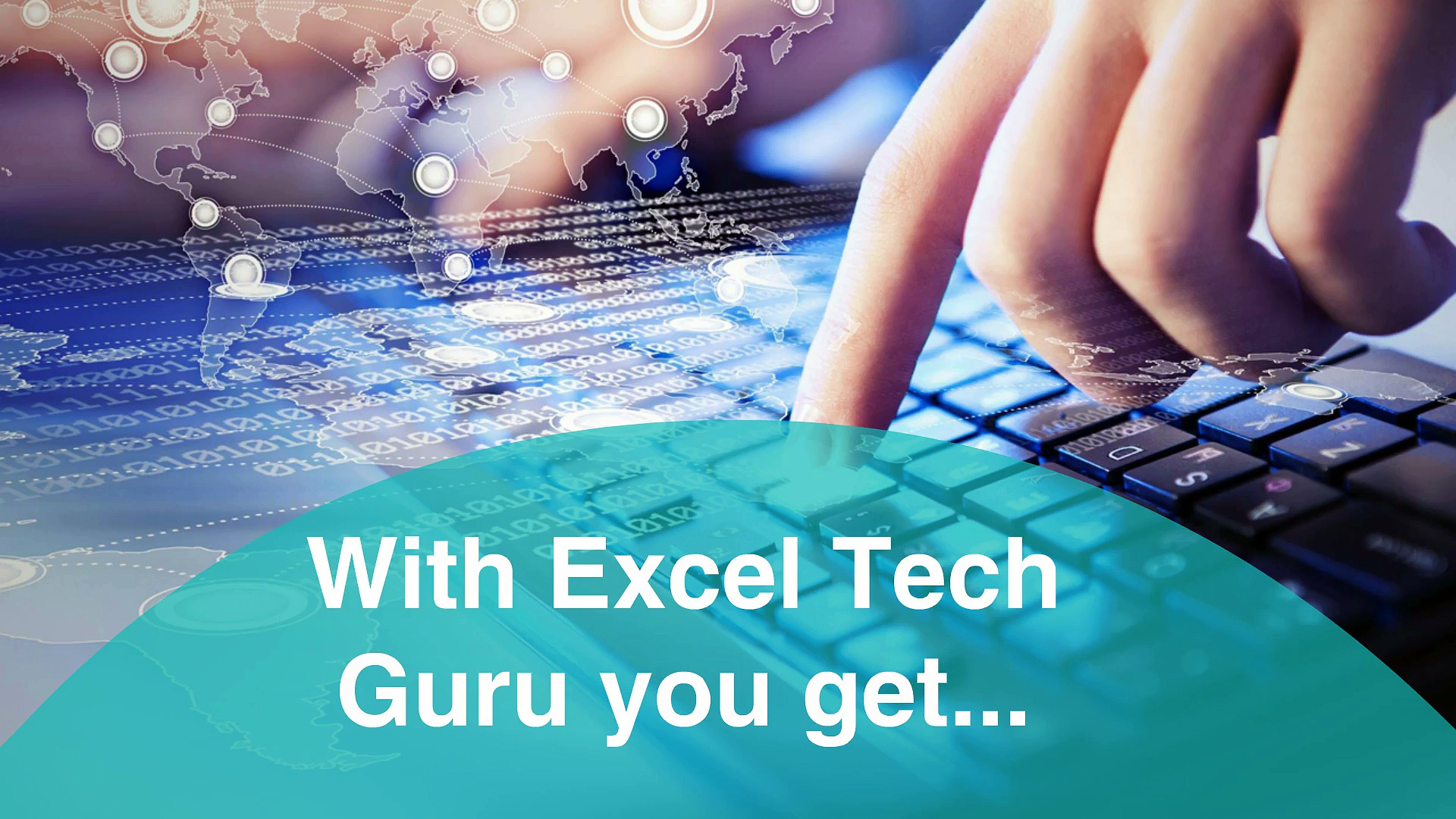 Welcome To Excel Tech Guru Professional IT & Technical Support