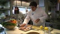 La recette de Mauro Colagreco : poitrine de porc au citron de Menton