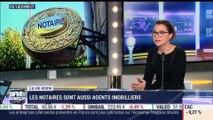 Marie Coeurderoy: Les notaires aussi sont des agents immobiliers - 17/10