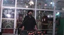 Zakir Syed Ali Naqi Mehdi  Imam Bargha Hassan Mujtaba a.s Faisalabad  part 1
