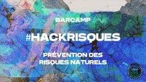 #HackRisques : journée de réflexion collaborative dédiée à la prévention des risques naturels