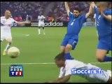Panenka de Zidane en finale