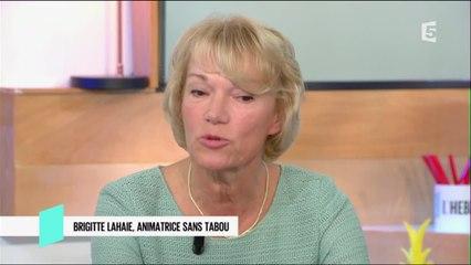 Brigitte Lahaie, animatrice sans tabou - C l'hebdo- 15/10/2016